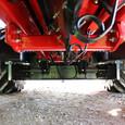 Dual Auger Grain Cart Fixed Tandem Axle