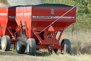 Model 530 Grain Wagon