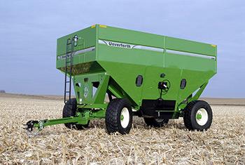 Model 630 Grain Wagon