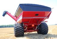 Rear View-19-Series Xtreme Grain Cart