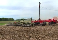 Rolling Harrow Gooseneck Hitch Option