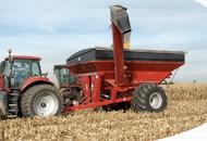 UM Grain Carts-60-Series Corner Auger