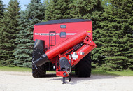 Unverferth 20-Series Grain Cart Transport Auger Position