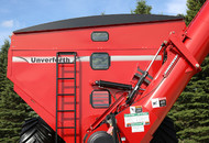 Unverferth 20-Series Grain Carts Viewing Windows & Ladder