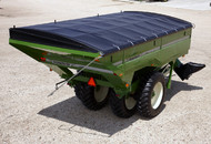 Weatherguard Tarp on X-TREME Grain Carts