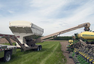 4955DXL Seed Runner Conveyor Reach