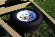 Convenient Spare Tire