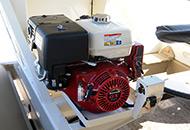 11 H.P. Honda Engine