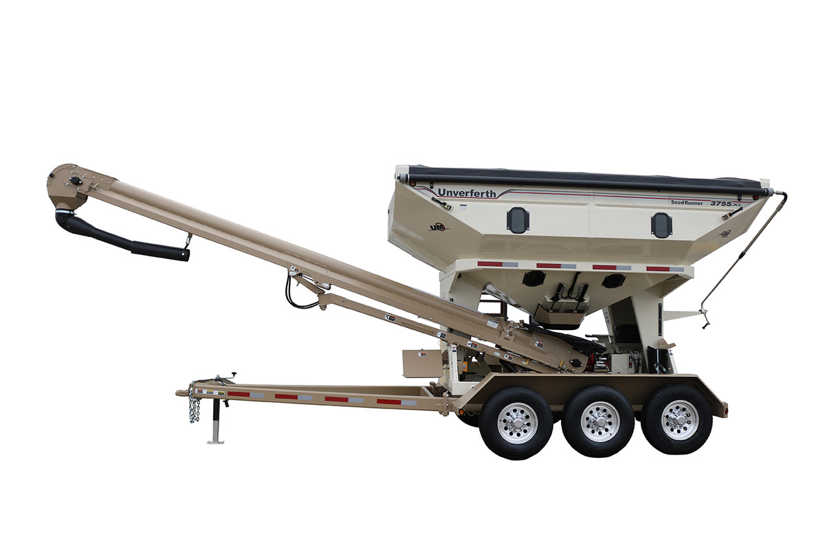 Seed Runner Bulk Tank Tender 55-Series | Weight Wagon - Unverferth