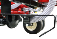 Cover Crop Seeder Deflectors-Rolling Harrow