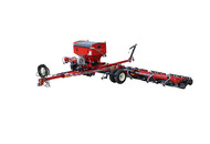 Cover Crop Seeder Overall-Rolling Harrow