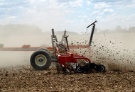 Rolling Harrow 1245 In Field