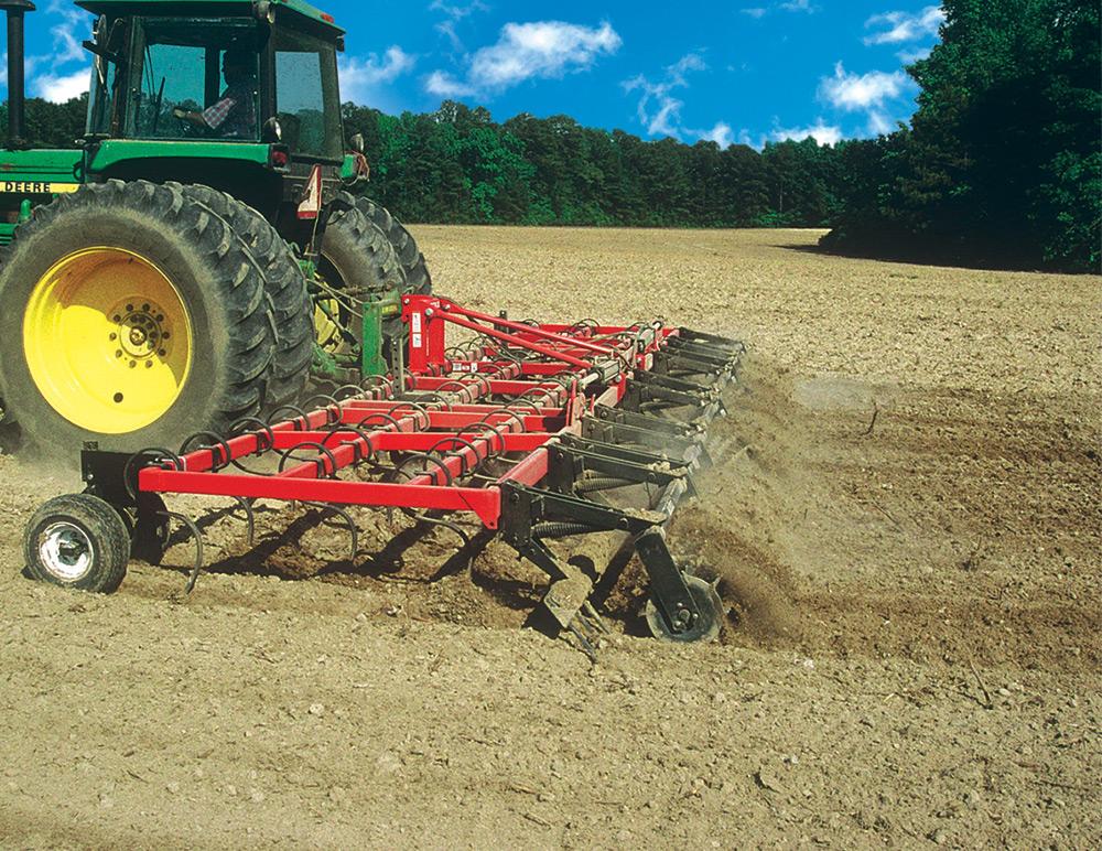 Perfecta Field Cultivators Unverferth Seedbed Tillage
