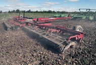 Rolling Harrow 1245D In-Field Side