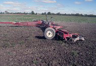 Rolling Harrow 1245D In-Field