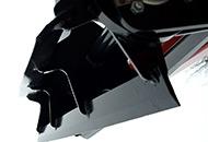 Beveled-Edge Blades