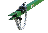 Safety Chain and Retractable Light Cord