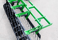 Single-Rolling Harrow Basket