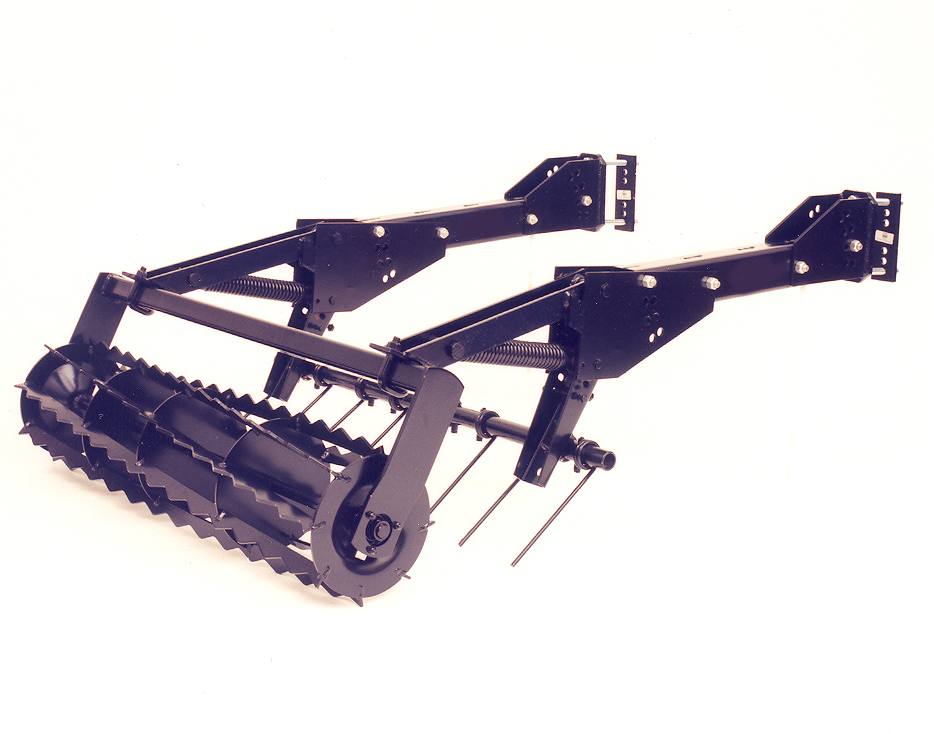 Rolling Basket Harrow : Leveling attachments unverferth seedbed tillage