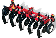 Model 132 Zone-Builder Subsoiler