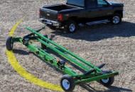 All Wheel Steer Fieldrunner Header Transport