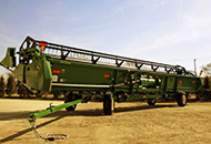 Models Available for 25', 30' 36' and 42' Platforms and Headers