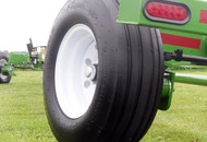 Large-Diameter 11Lx15 Tires