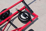 Optional Spare Tire