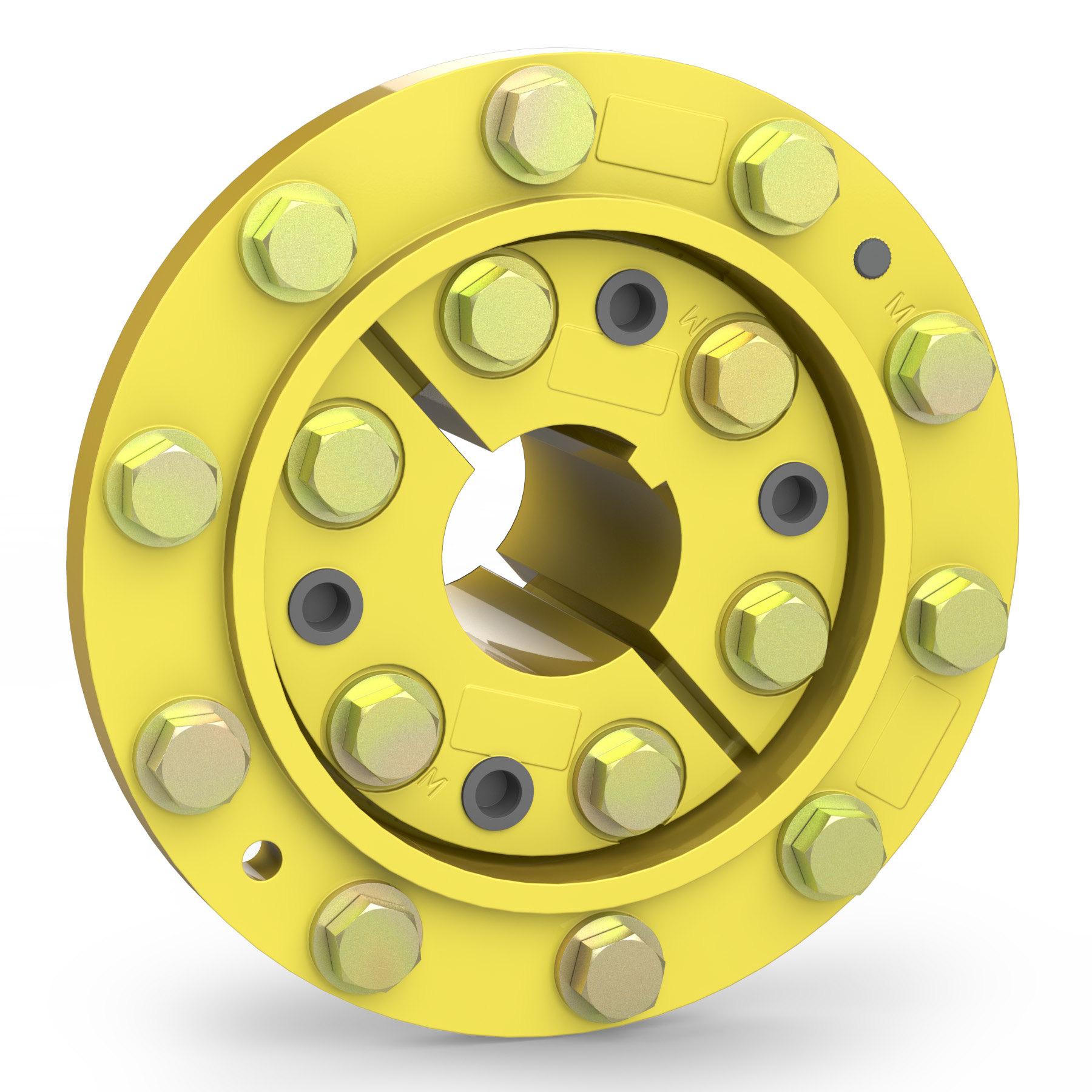 John Deere 10 Bolt Wheel Spacers : Direct axle dual wheels unverferth wheel products