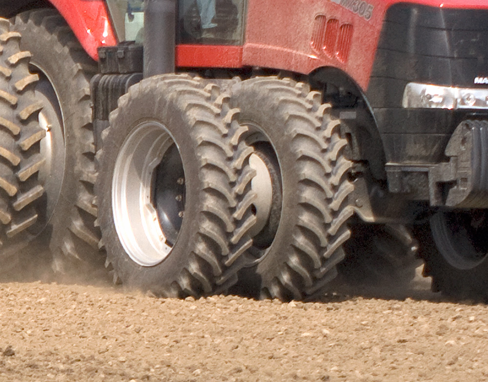 Front Duals For Tractors : Mfwd tractor front duals unverferth wheel products