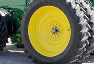 Duals on John Deere