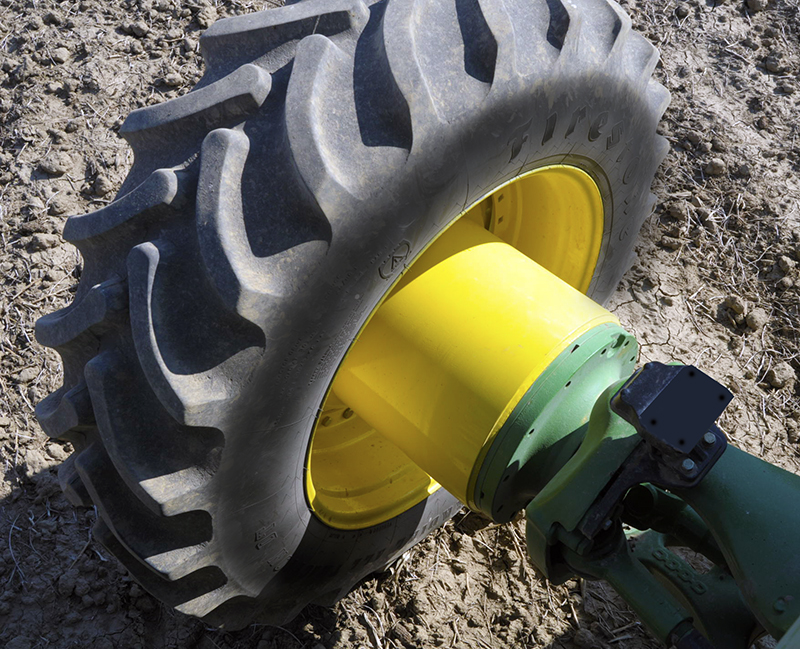 John Deere Rear Wheel Spacers : Wheel hub extensions unverferth products