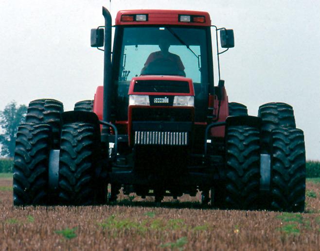triple wheel tractor