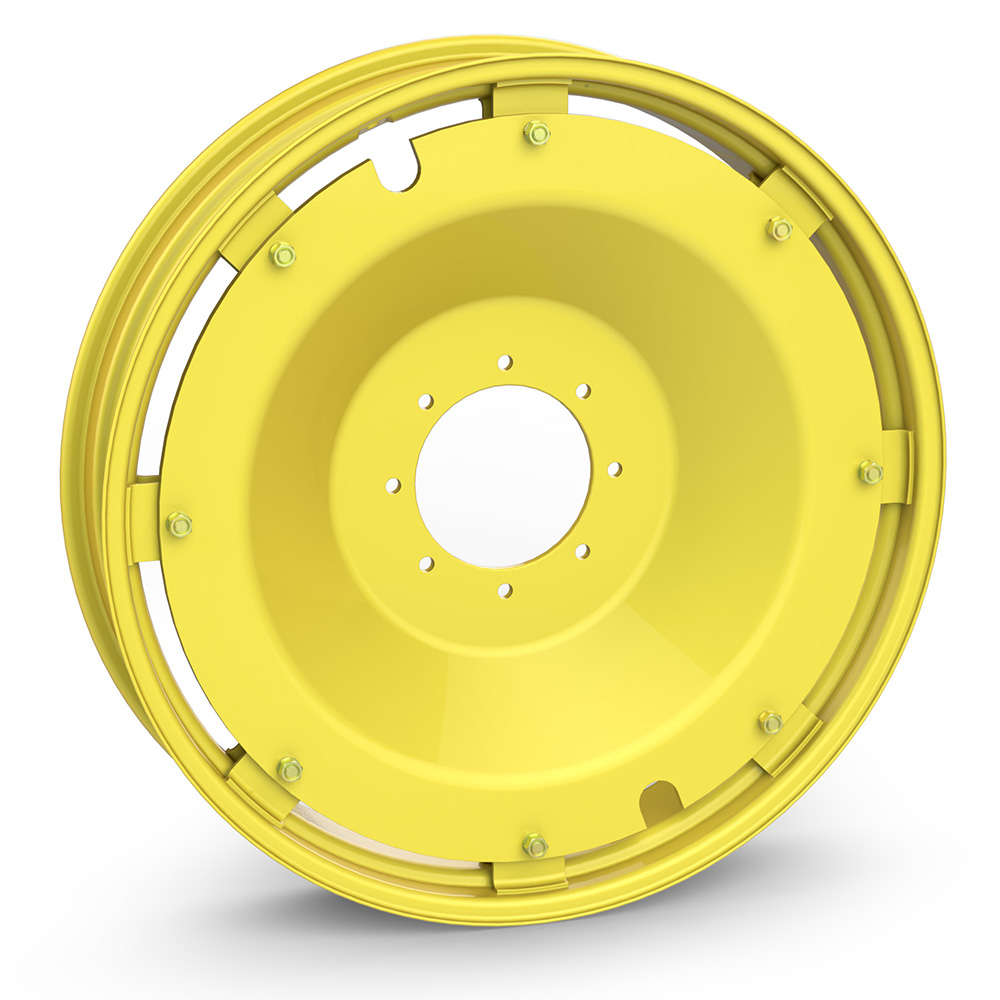 Tractor Wheel Discs : Rims with clamps unverferth wheel products