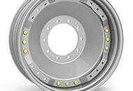 Gray Waffle Wheel